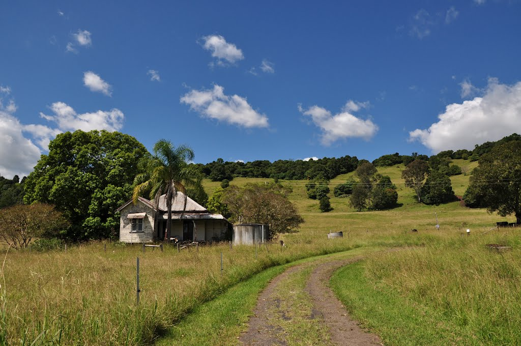 Old Cottage on the Road to Nimbin
