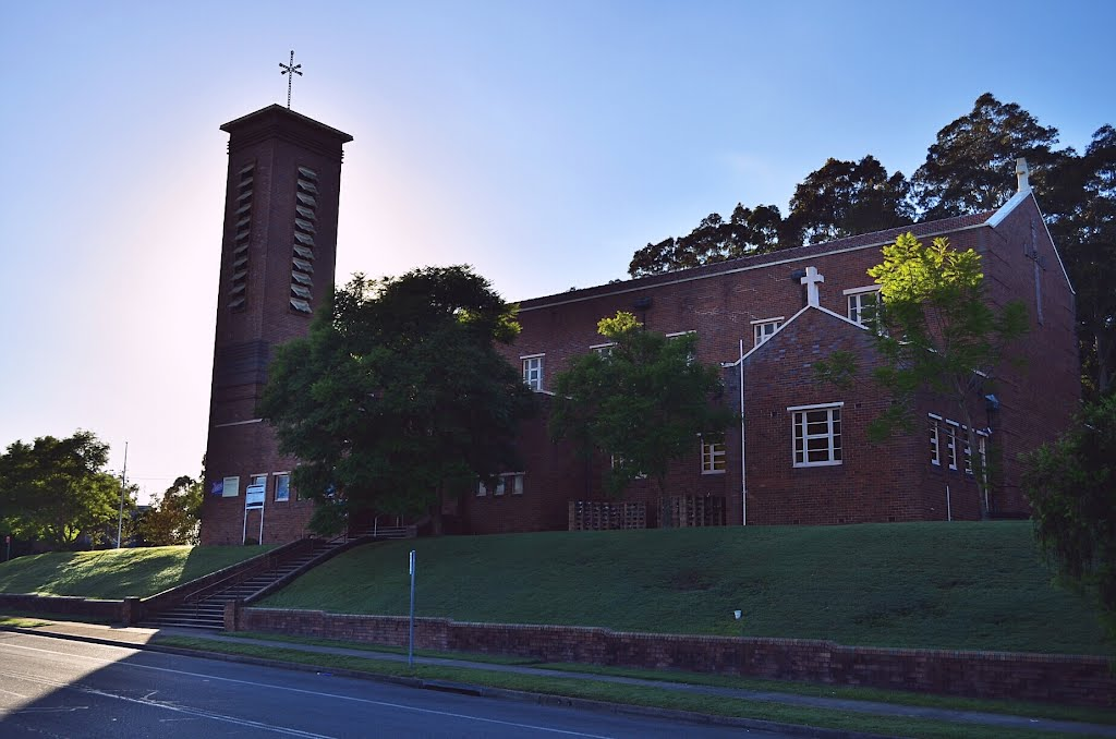 Cessnock Catholic church