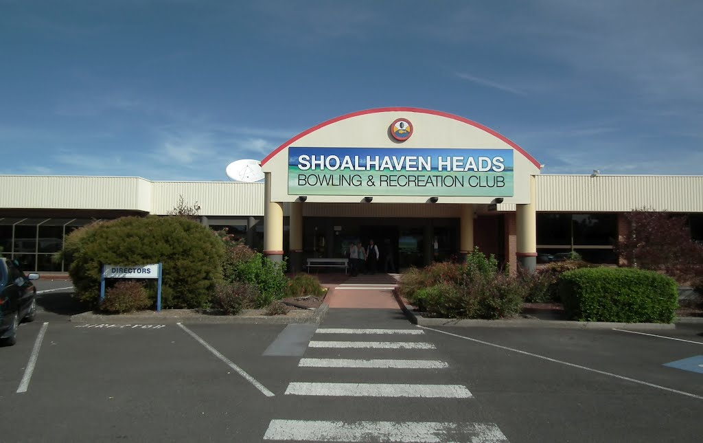 Shoalhaven Heads Bowling Club