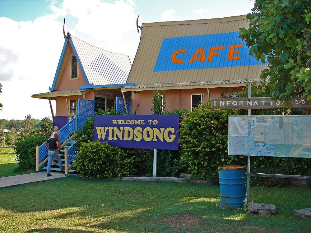 The Windsong Cafe