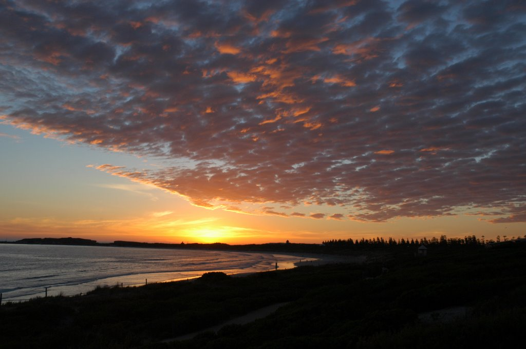 Sunset at Warrnambool Beach