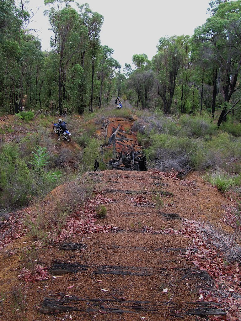 Abandoned Busselton- Nannup railway