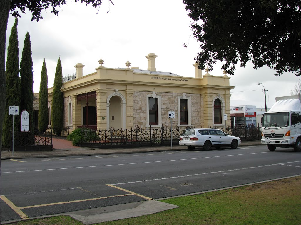 Naracoorte District Council Offices