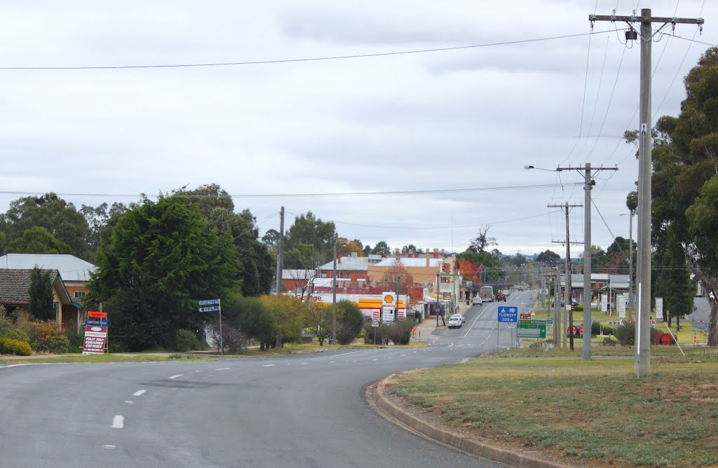 Avoca Main Drag