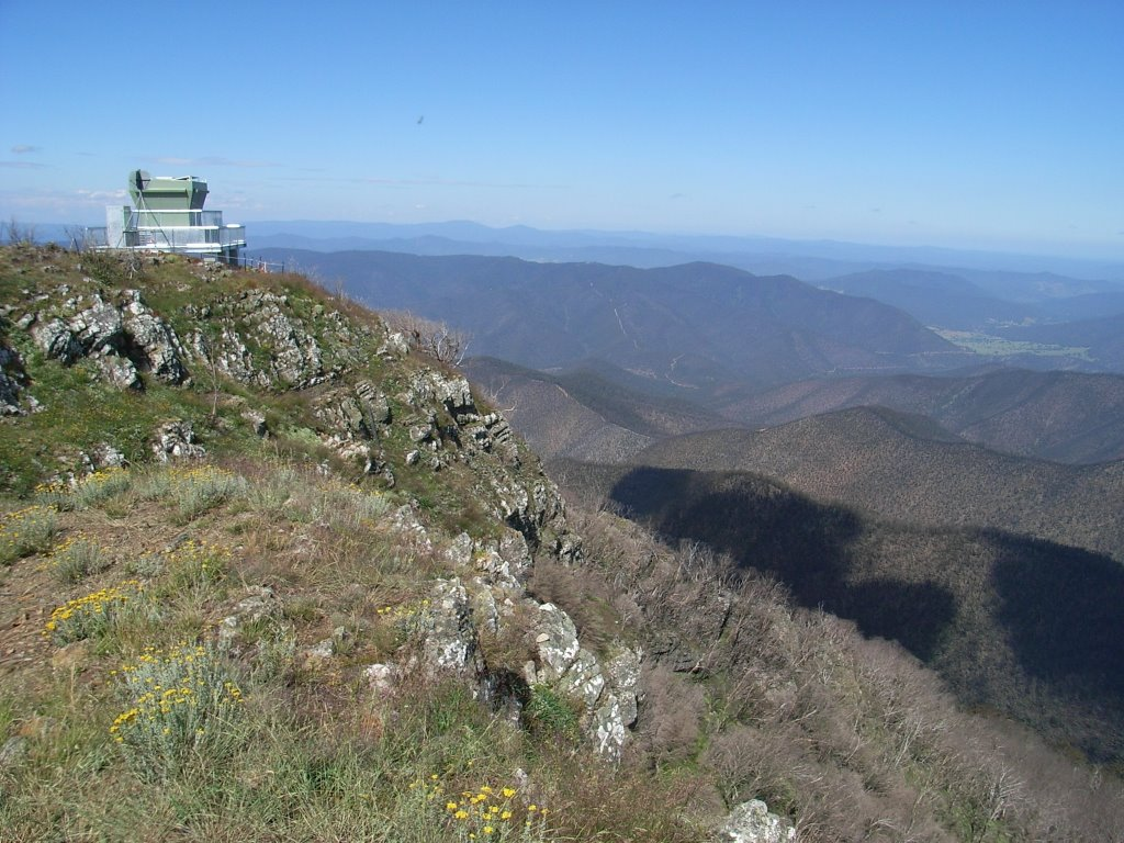 The Pinnacles Fire tower