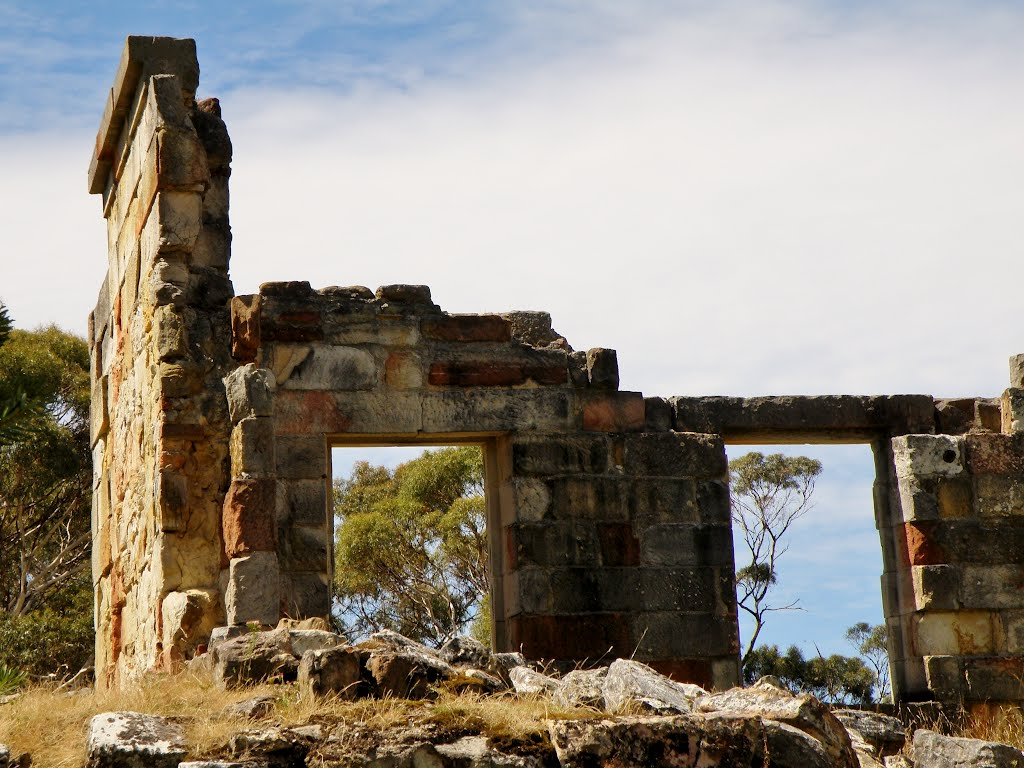 Ruins....Saltwater River Coal Mines Settlement