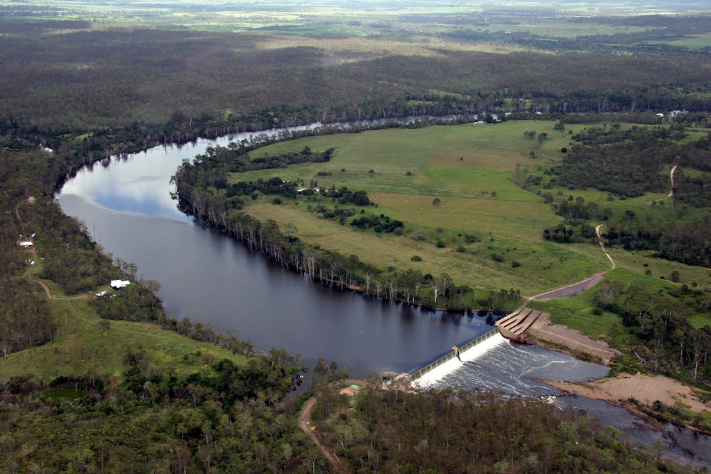 Water for the Sugar Industry: Ned Churchward Weir, Burnett River and the Albionville Pocket, Queensland