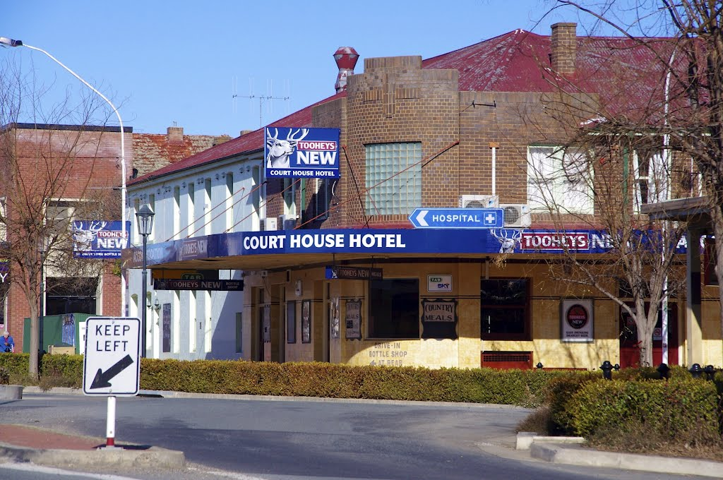 Court House Hotel, Boorowa