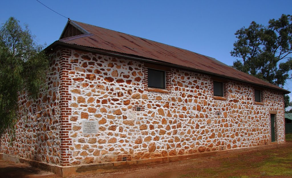 Masonic Hall, Mullewa.