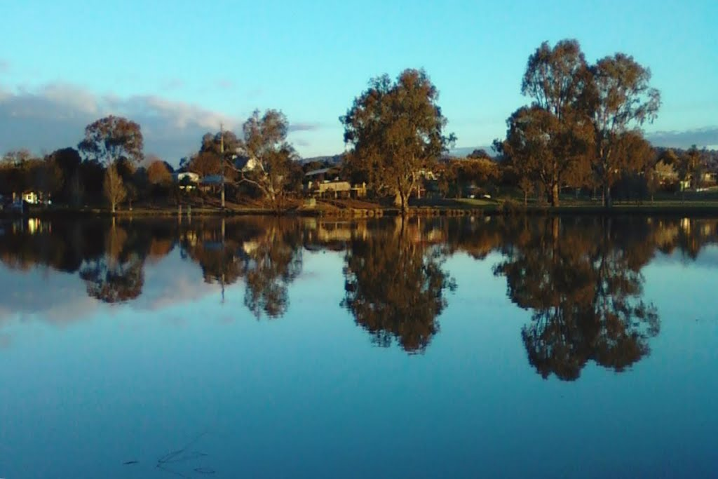 Late afternoon, Sumsion garden Wodonga