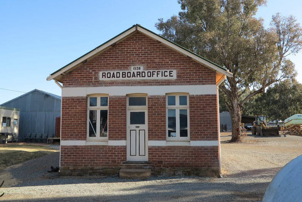Road Board Office, Wandering, Western Australia