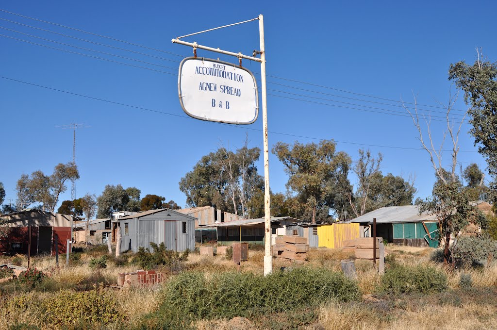 Once was - Budget Accommodation in Copley, South Australia