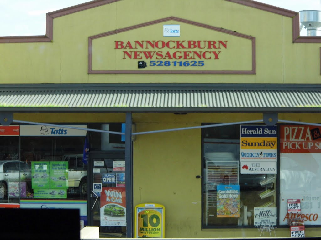 bannockburn newsagency [2012]