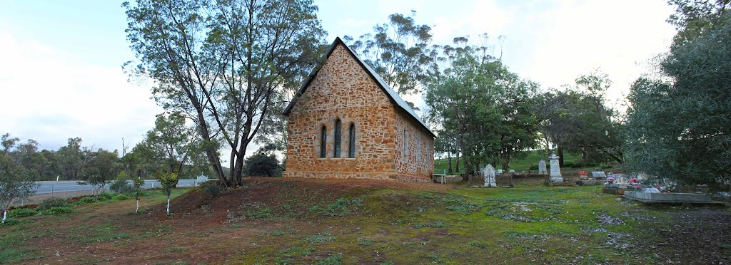 Holy Trinity Chittering Lake Church, Bindoon, Western Australia