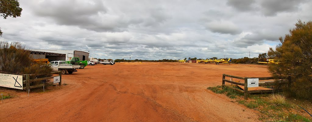 Ballidu Airport - Dunn Aviation