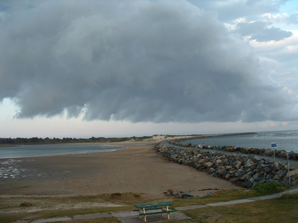 storm front harrington