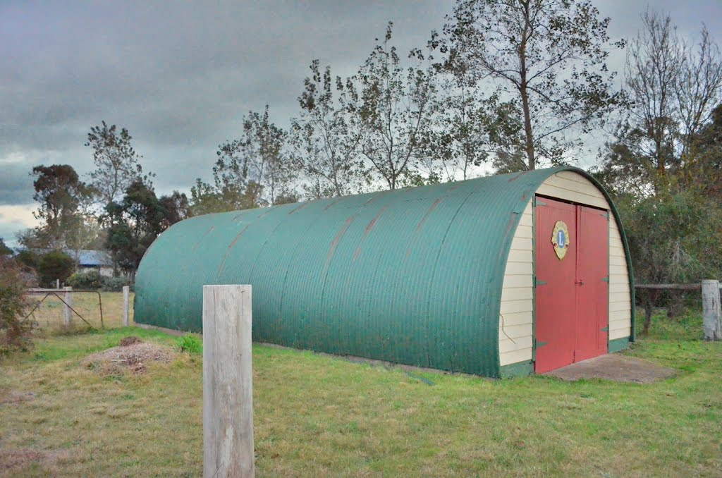 Briagalong Nissen Hut