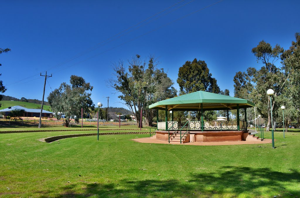 Bindoon rotunda