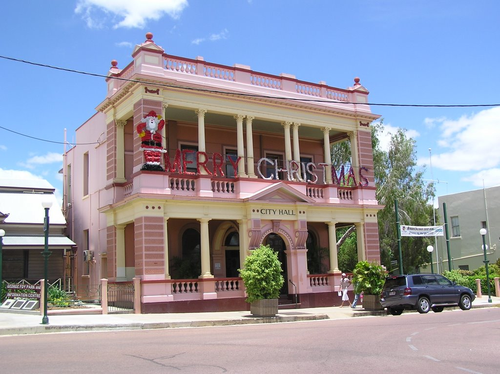 City Hall, Charters Towers Jan 06