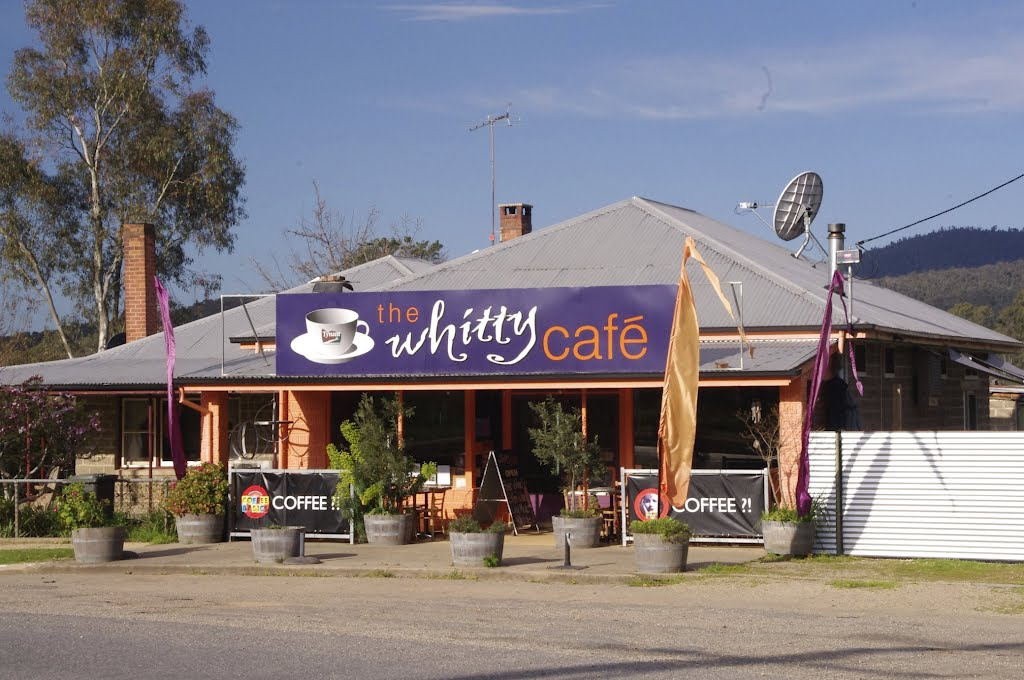 The Witty Café, Whitfield