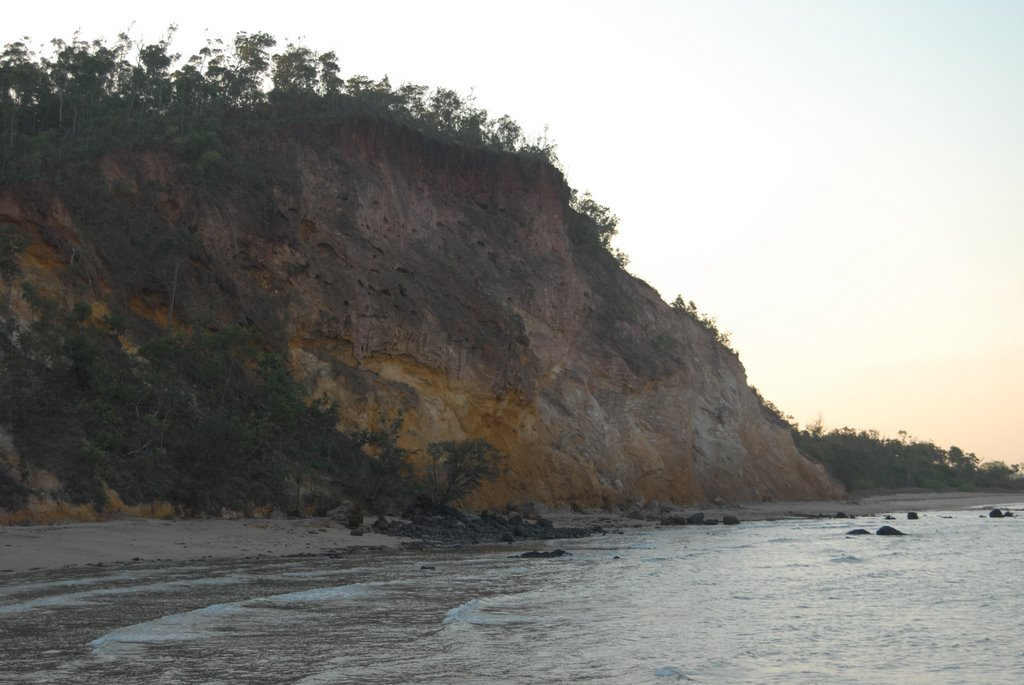 Rainbow Cliff, Nhulunbuy, East Arnhem Land