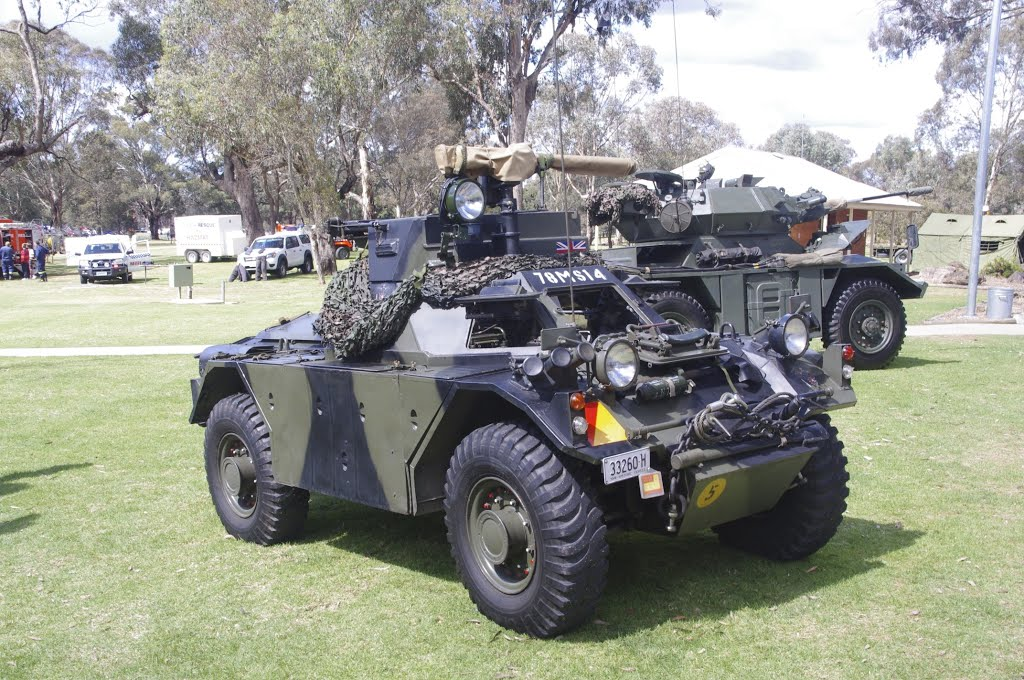 Ferret Armoured Car or Scout Car
