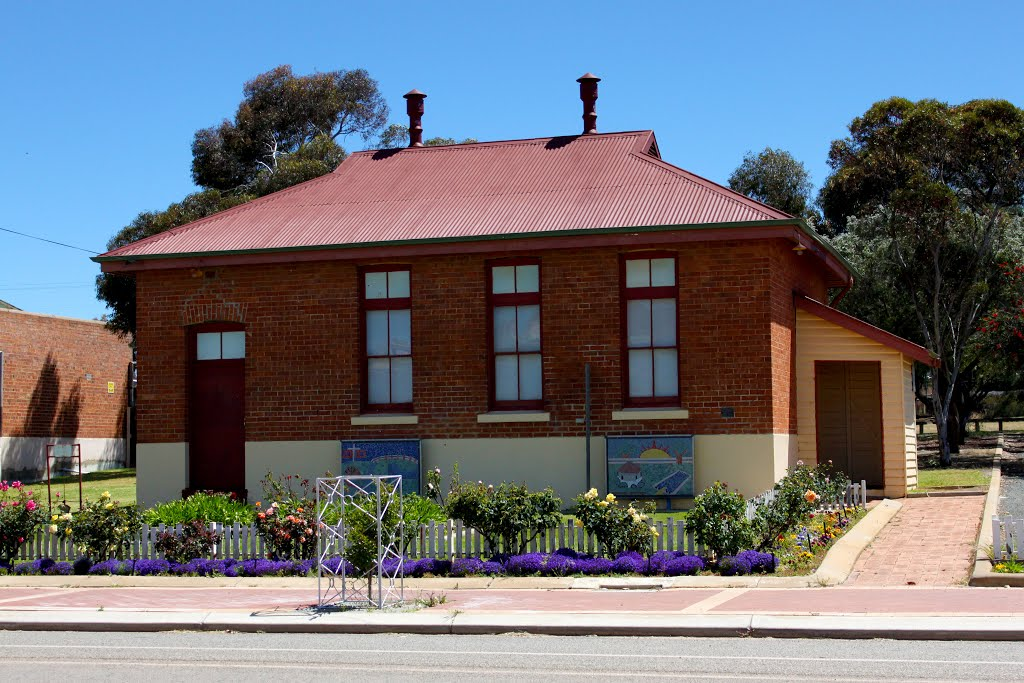 Old Courthouse, Pingelly [1907]