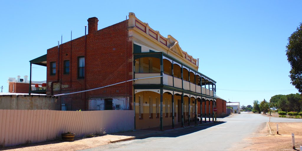 The Exchange Hotel, Pingelly