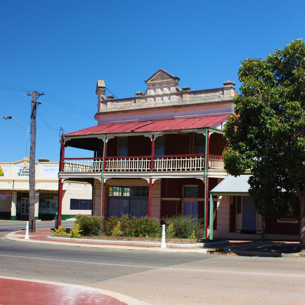 Heritage Building, Pingelly