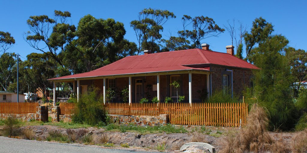 Renovated Heritage House, Pingelly