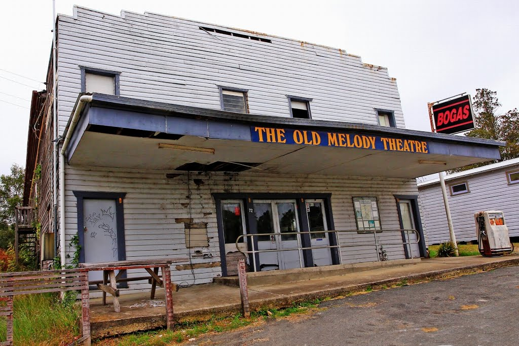 The Old Melody Theatre.  Ulong NSW.
