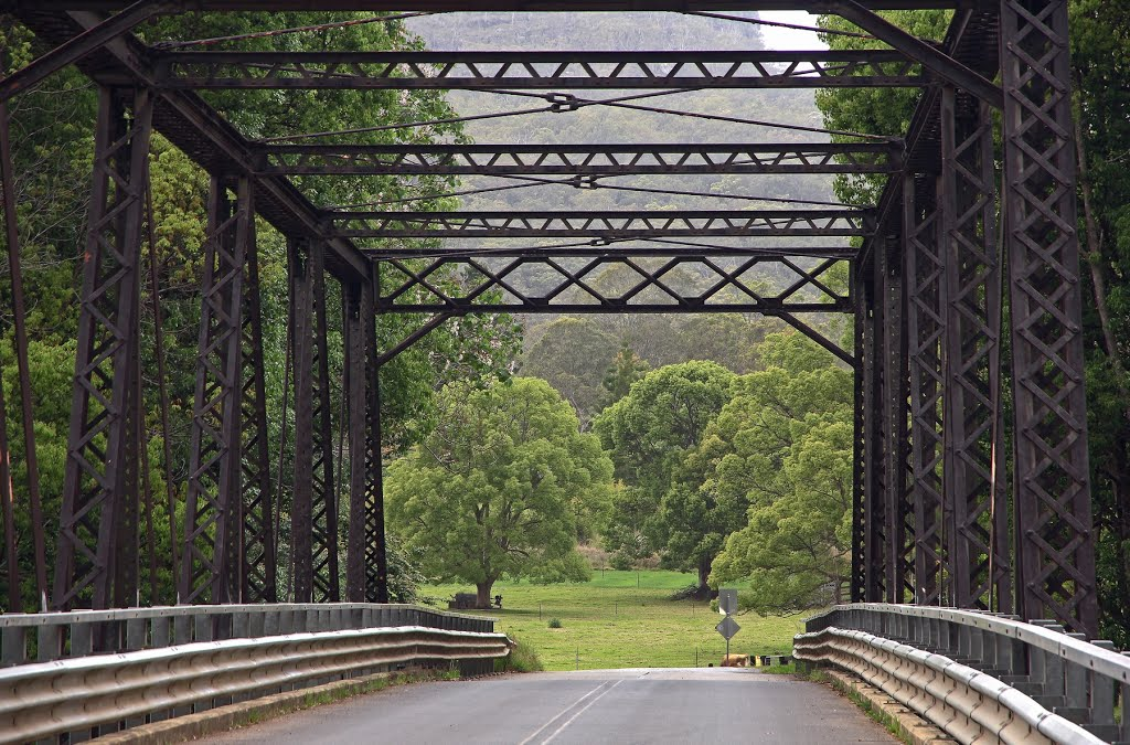 Over the Bridge @ Glenreagh. NSW