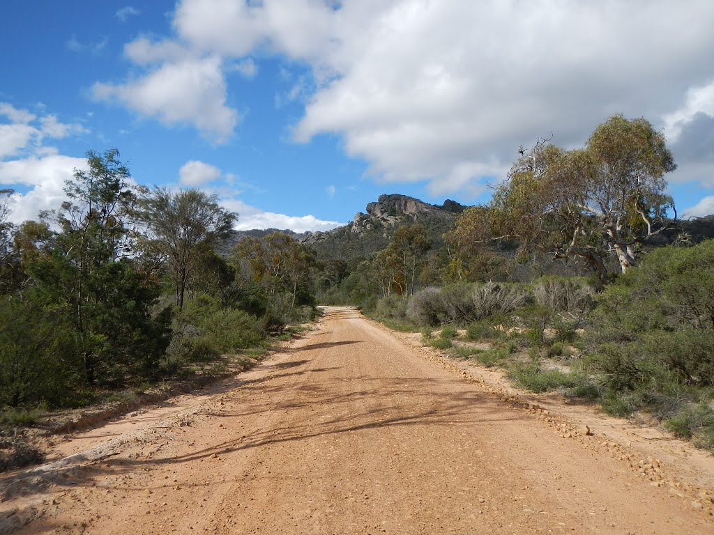 red rock road