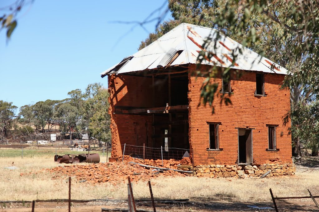 New Norcia - Not Long To Go