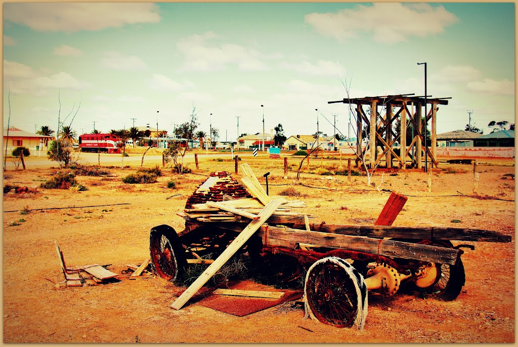 Marree....Outback town