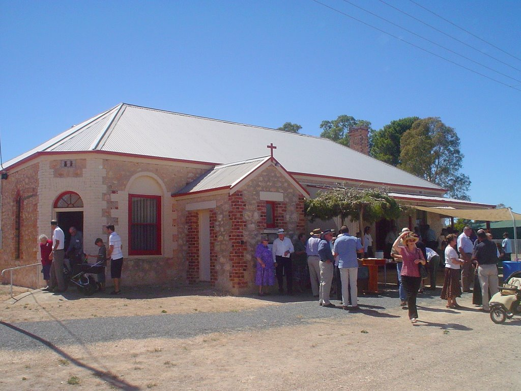 Baptist Church, Peake