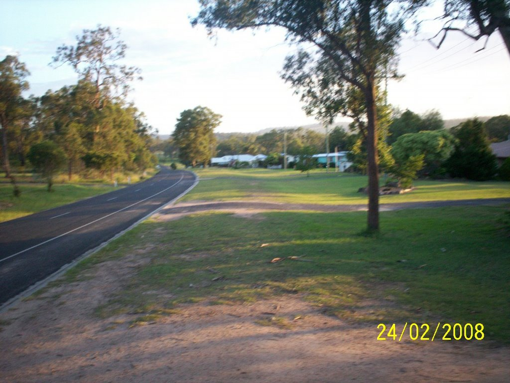 Emu Creek Road