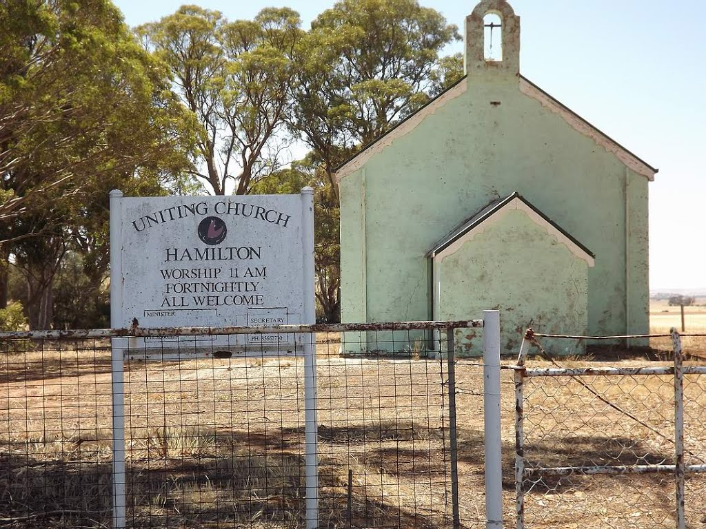 Former Hamilton Uniting Church
