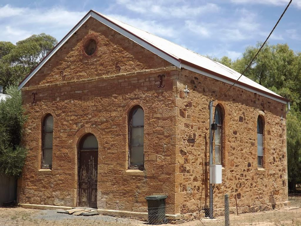 Marrabel Bible Christian Church 1867
