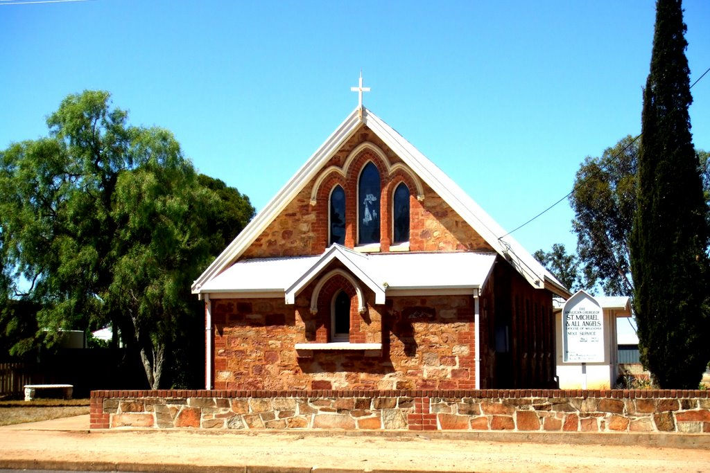 Anglican Church - Cleve, South Australia