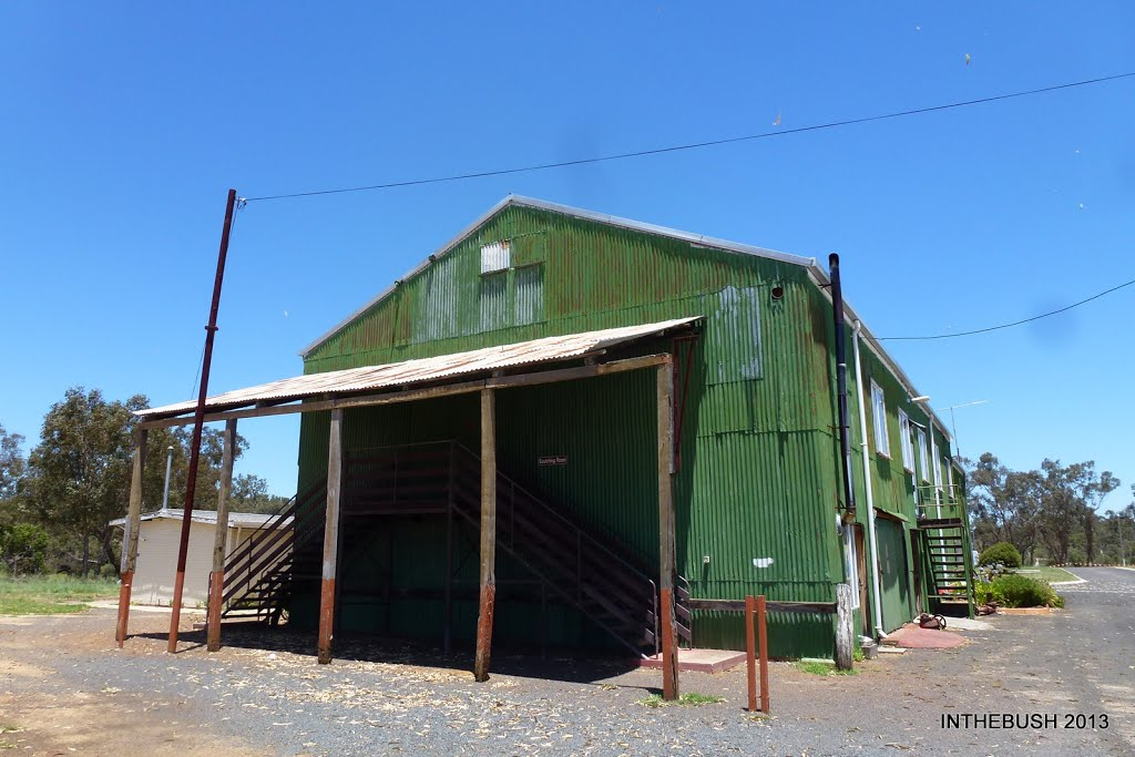 Scutching Shed, Old Flax Mill, Boyup Brook