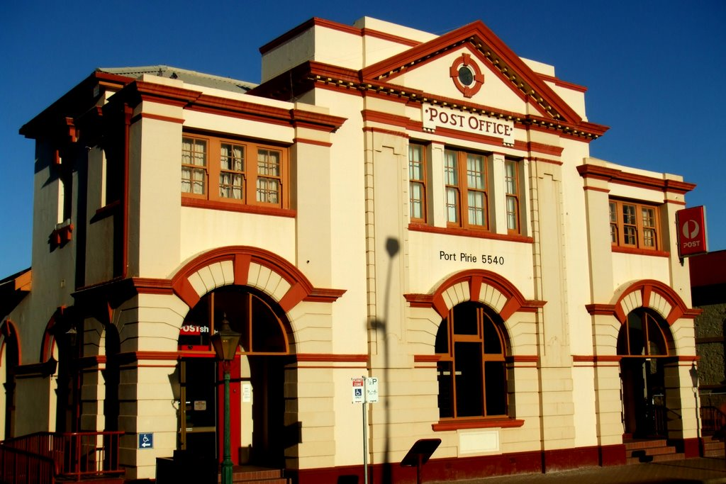 Post Office - Port Pirie, South Australia