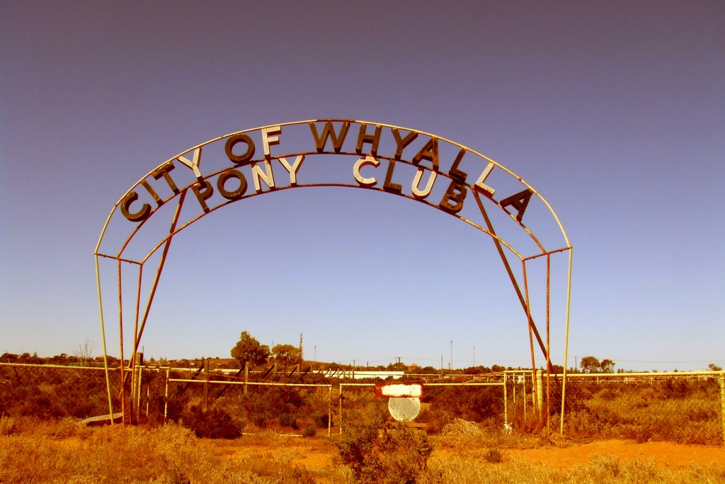 Whyalla Pony Club - Whyalla, South Australia