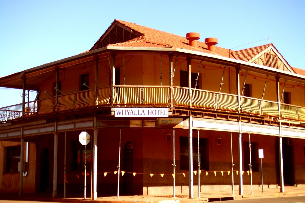 Whyalla Hotel - Whyalla, South Australia