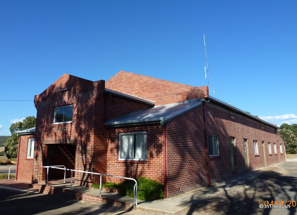 North Dandalup Memorial Hall