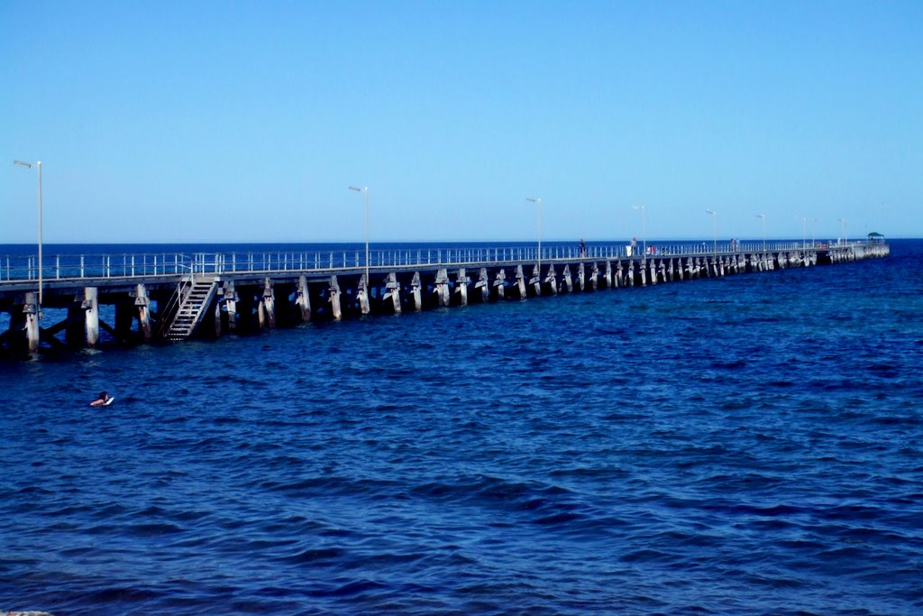 Jetty - Ardrossan, South Australia