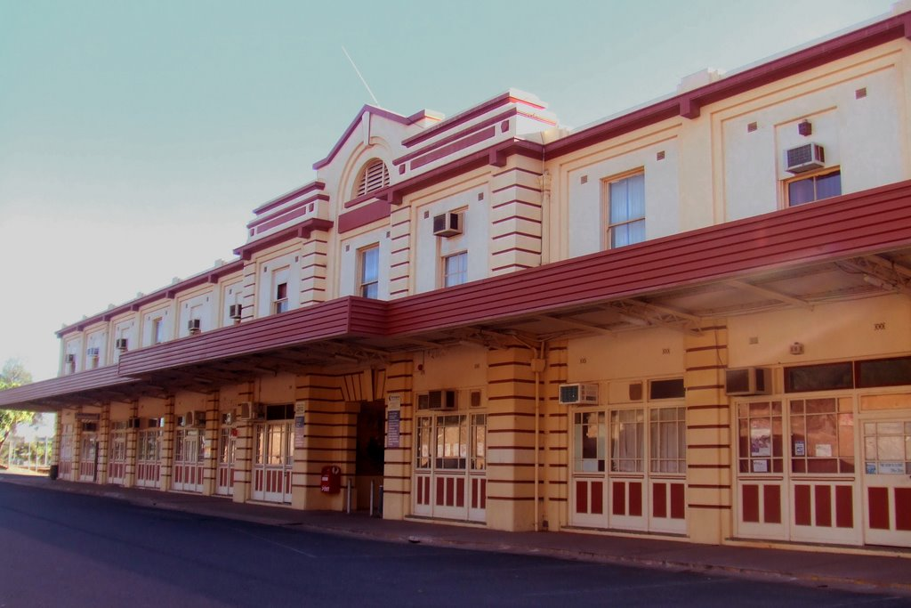 Rail Station - Port Augusta, South Australia