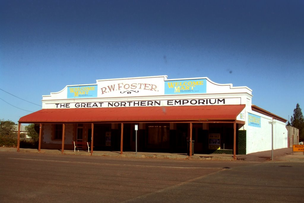 The Great Northern Emporium - Quorn, South Australia