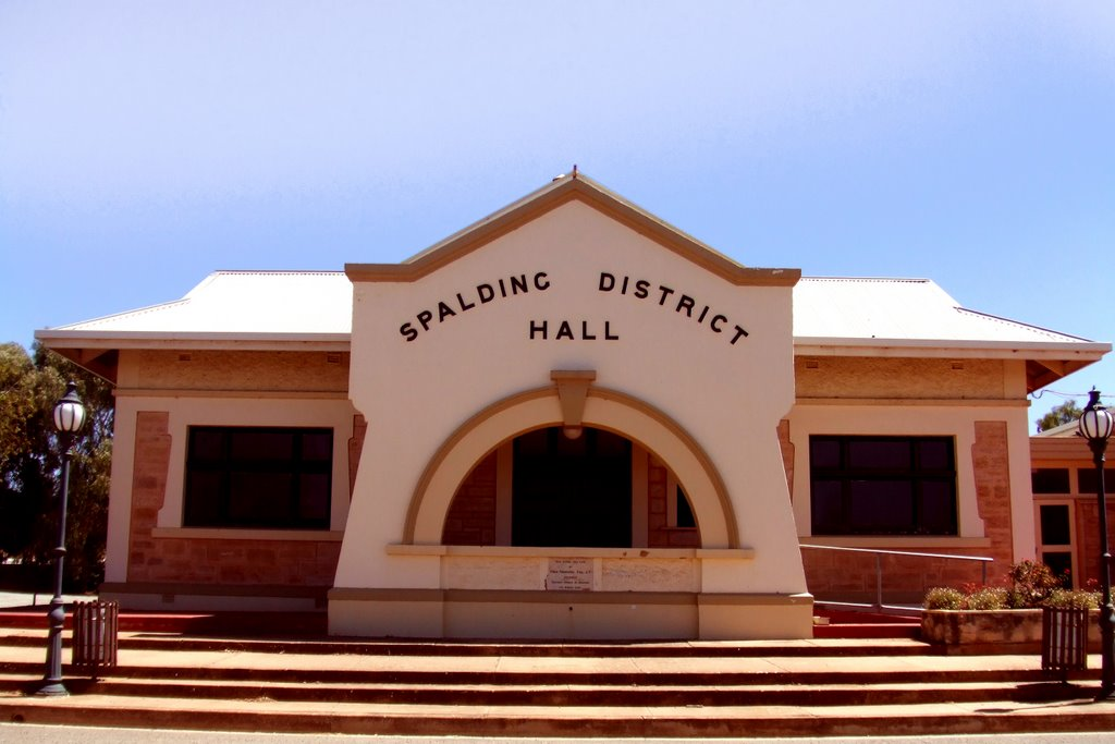 District Hall - Spalding, South Australia