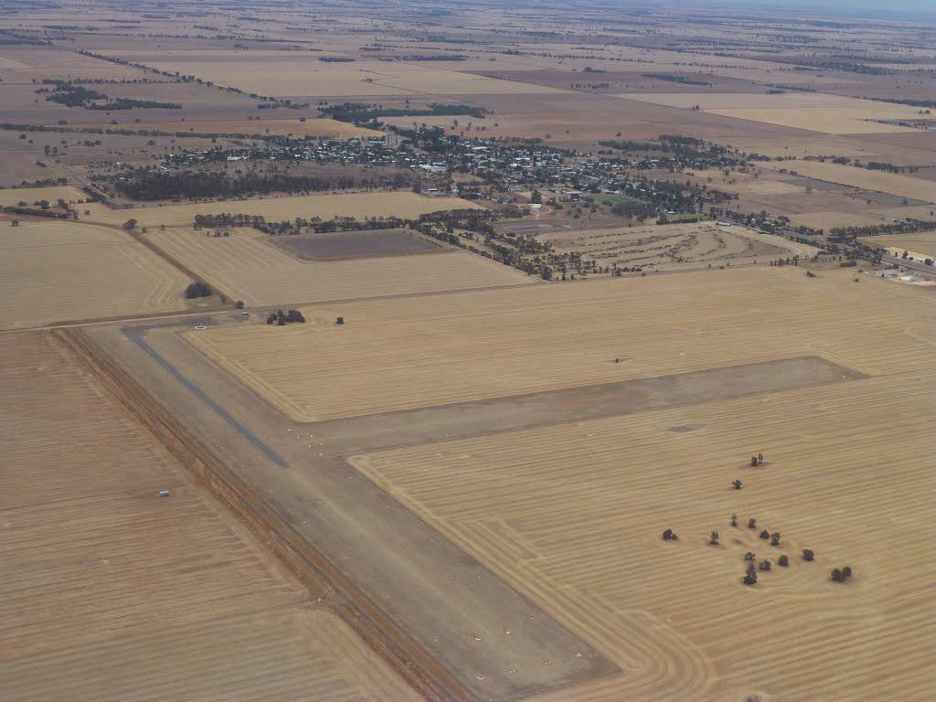 Wycheproof Airport and Wycheproof Township
